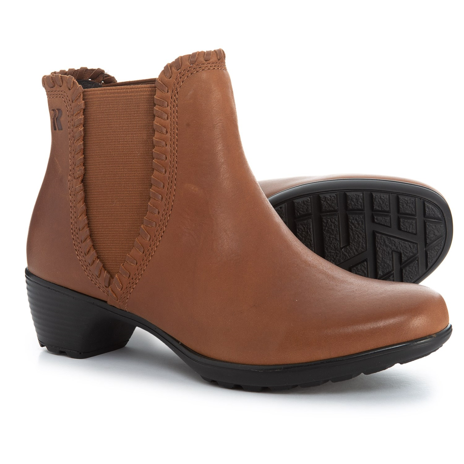 Romika Banja 16 Ankle Boots- Leather (For Women) in Brandy Smooth 224e806a5
