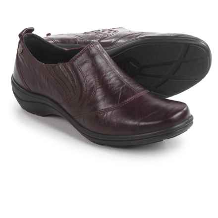 Romika Cassie 04 Shoes - Leather (For Women) in Burgundy - Closeouts