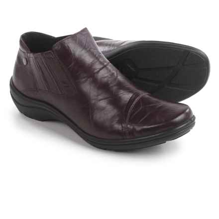 Romika Cassie 07 Shoes - Leather (For Women) in Burgundy - Closeouts