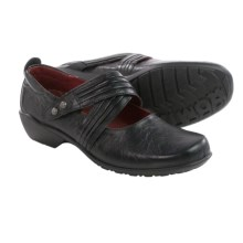Romika Citylight 01 Mary Jane Shoes - Leather (For Women) in Black - Closeouts