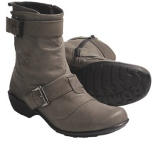 Romika Citylight 27 Boots - Leather (For Women) in Taupe - Closeouts