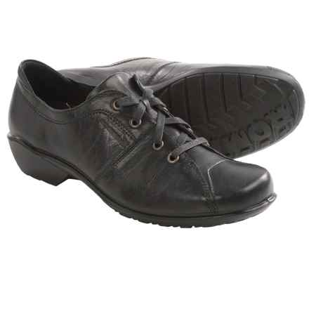 Romika Citylight 85 Shoes - Leather (For Women) in Black - Closeouts