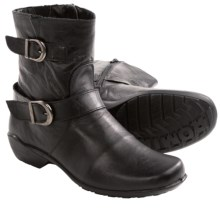 Romika Citylight 86 Boots - Leather (For Women) in Black - Closeouts