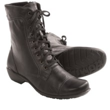 Romika Citylight 88 Leather Boots (For Women) in Black - Closeouts