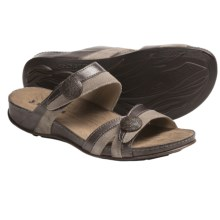 Romika Fidschi 22 Sandals - Leather (For Women) in Brown - Closeouts