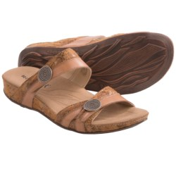 Romika Fidschi 22 Sandals - Leather (For Women) in Gold