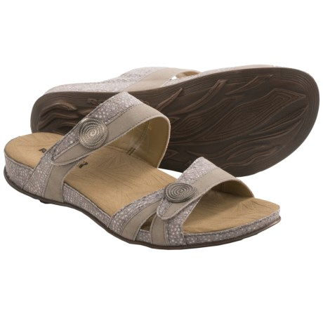 Romika Fidschi 22 Sandals - Leather (For Women) in Grey