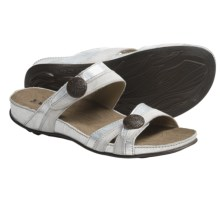 Romika Fidschi 22 Sandals - Leather (For Women) in White - Closeouts