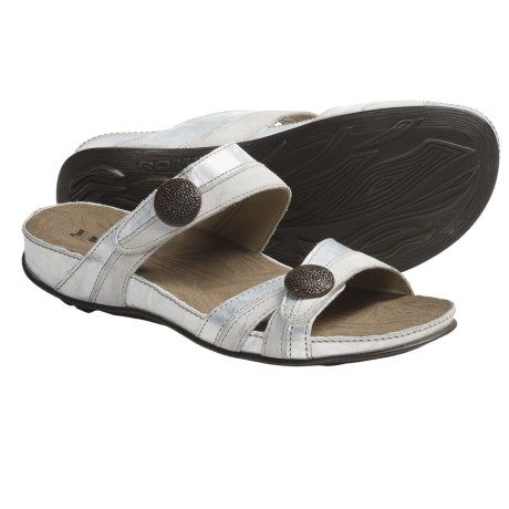 Romika Fidschi 22 Sandals - Leather (For Women) in White