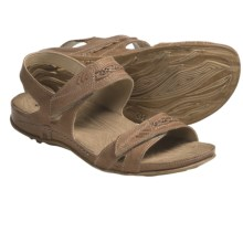 Romika Fidschi 25 Sandals - Leather (For Women) in Brown - Closeouts