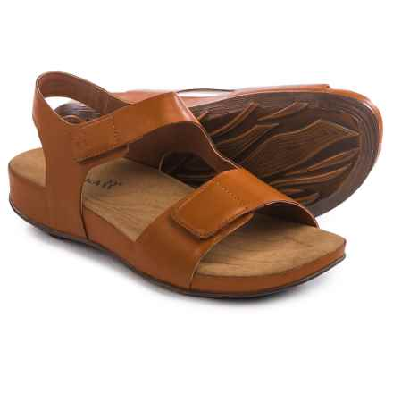 Romika Fidschi 40 Sandals - Leather (For Women) in Tenne - Closeouts