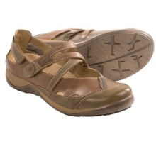 Romika Gina 04 Mary Jane Shoes - Leather (For Women) in Taupe - Closeouts