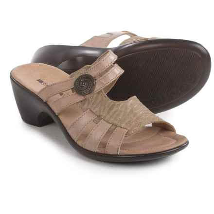 Romika Gorda 03 Leather Sandals (For Women) in Teint - Closeouts