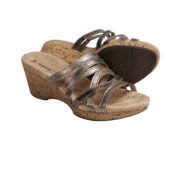 Cute shoes if you have wide feet - Romika Hawaii 02 Sandals - Metallic