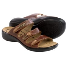 Romika Ibiza 20 Sandals (For Women) in Brandy - Closeouts
