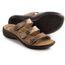 Romika Ibiza 20 Sandals (For Women) in Bronze - Closeouts