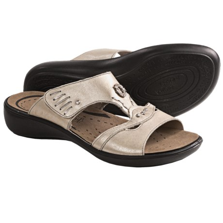 Romika Ibiza 36 Sandals - Leather (For Women) in Silver