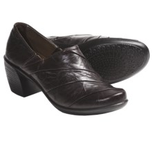 Romika Luna 10 Shoes - Leather (For Women) in Dark Brown - Closeouts