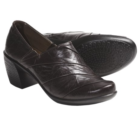 Romika Luna 10 Shoes - Leather (For Women) in Dark Brown