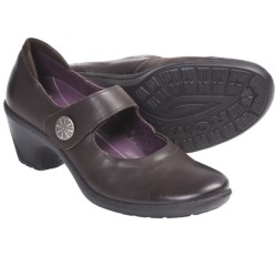 Romika Lyon 08 Mary Jane Shoes - Leather (For Women) in Volcano