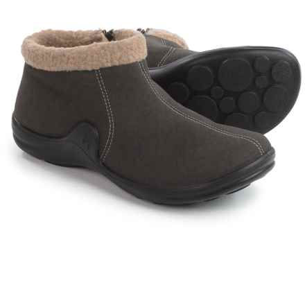 Romika Maddy H 09 Bootie Shoes - Fleece Lined (For Women) in Anthrazit - Closeouts