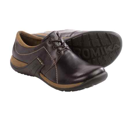 Romika Mila 100 Shoes - Leather (For Women) in Brown - Closeouts