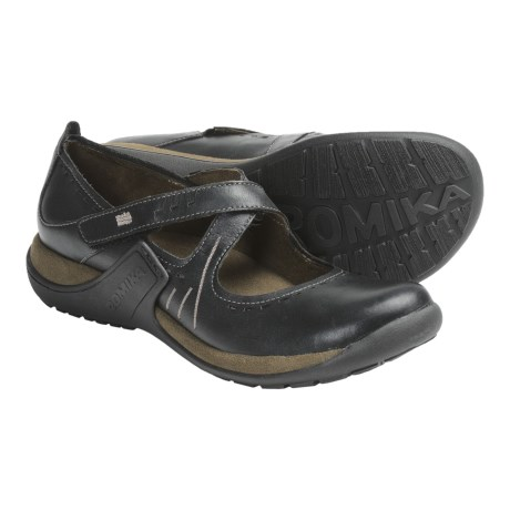 Romika Milla 60 Mary Jane Shoes - Leather (For Women) in Black