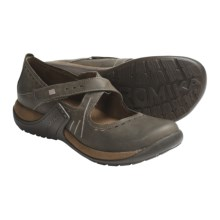 Romika Milla 60 Mary Jane Shoes - Leather (For Women) in Olive - Closeouts