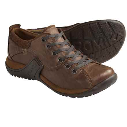 Romika Milla 62 Shoes - Leather (For Women) in Espresso - Closeouts