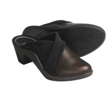 Romika Mokassetta 211 Clogs - Open Back (For Women) in Brown - Closeouts