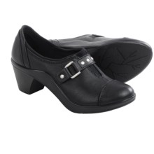 Romika Mokassetta 295 Clogs - Leather (For Women) in Black - Closeouts