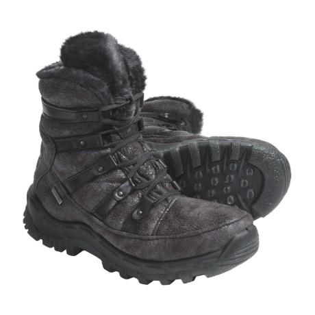 Romika Polar 80 Snow Boots (For Women) in Asphalt