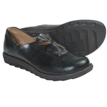 Romika Sonja 01 Shoes - Leather, Slip-Ons (For Women) in Black - Closeouts