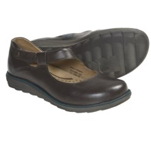 Romika Sonja 02 Mary Jane Shoes - Leather (For Women) in Espresso - Closeouts