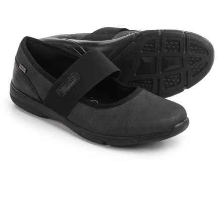 Romika Traveler 07 Mary Jane Shoes - Leather, Slip-Ons (For Women) in Black - Closeouts