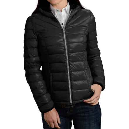 Roper 50/50 Down Jacket (For Women) in Black - Closeouts