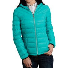 Roper 50/50 Down Jacket (For Women) in Blue - Closeouts