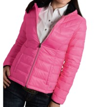 Roper 50/50 Down Jacket (For Women) in Pink - Closeouts