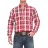 Roper Amarillo Plaid Shirt - Long Sleeve (For Men)