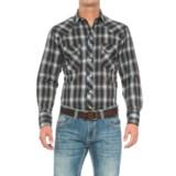 Roper Cotton-Blend Western Shirt - Snap Front, Long Sleeve (For Men)