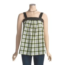 Roper Fast Fashion Tank Top (For Women) in Green - Closeouts