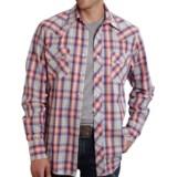 Roper High-Performance Plaid Shirt - Snap Front, Long Sleeve (For Men)