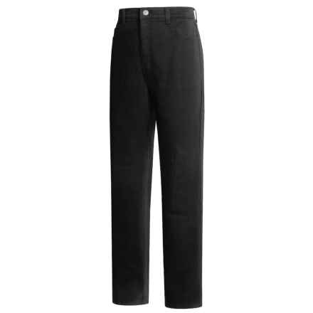 Roper Stretch Jeans - Five-Pocket  (For Women) in Black - Closeouts