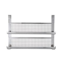 Rosle Double Shelf Spice Rack - Stainless Steel in See Photo - Closeouts