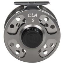 Ross Reels CLA #5 Fly Reel in Grey Mist - Closeouts