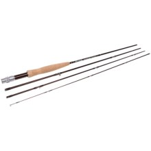 Ross Reels Diamond Series Fly Rod - 4-Piece, Half Wells in See Photo - Closeouts