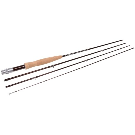 Ross Reels Diamond Series Fly Rod 4 Piece, Half Wells
