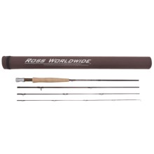 Ross Reels Essence FC Fly Rod - 4-Piece in See Photo - Closeouts