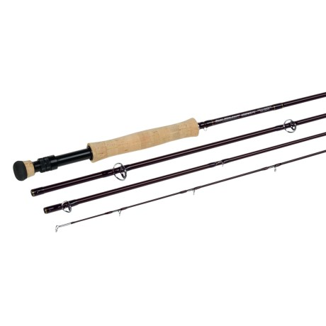 Ross Reels Essence FC Fly Rod - 4-Piece in See Photo