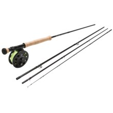 Ross Reels Essence FS Rod and Reel Combination - 7/8wt, 4-Piece, 9' in See Photo - Closeouts